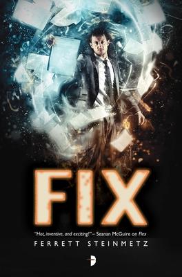 Cover for Fix ('Mancer #3)