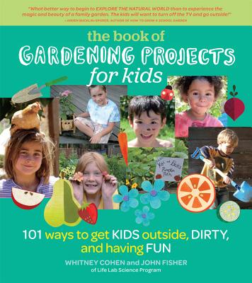 Cover for The Book of Gardening Projects for Kids