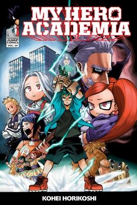 My Hero Academia, Vol. 20 (My Hero Academia  #20) Cover Image