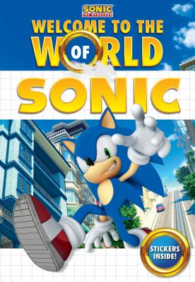 Welcome to the World of Sonic (Sonic the Hedgehog) Cover Image