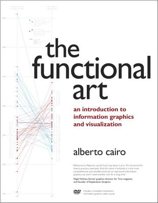 The Functional Art: An Introduction to Information Graphics and Visualization (Voices That Matter) Cover Image