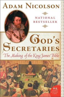 God's Secretaries Cover