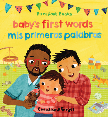 Baby's First Words/Mis Primeras Palabras Cover Image