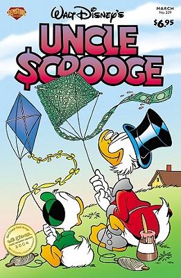 Uncle Scrooge #339 (Walt Disney's Uncle Scrooge #339) Cover Image