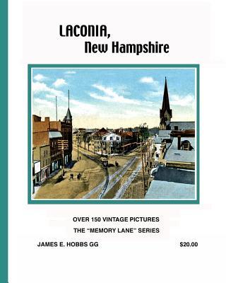 Laconia. New Hampshire Cover Image