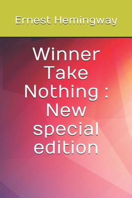 Winner Take Nothing: New special edition Cover Image