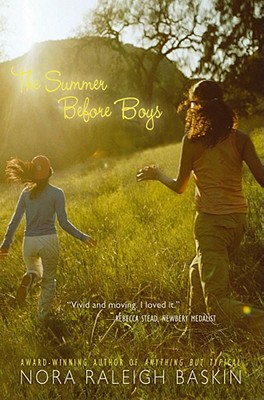 Cover for The Summer Before Boys