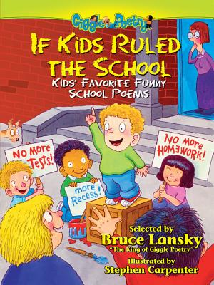 Cover for If Kids Ruled the School