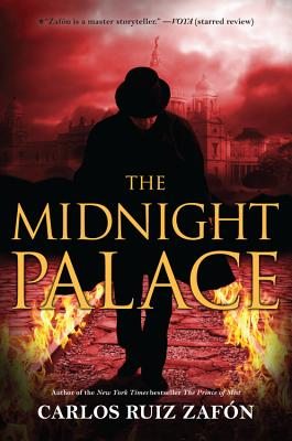 The Midnight Palace Cover