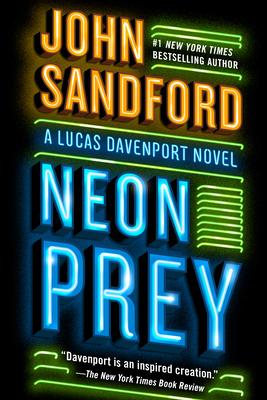 Neon Prey (A Prey Novel #29) Cover Image