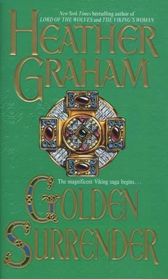 Golden Surrender Cover