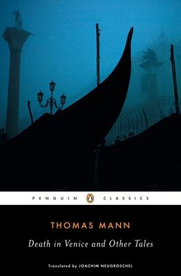 Death in Venice Cover Image