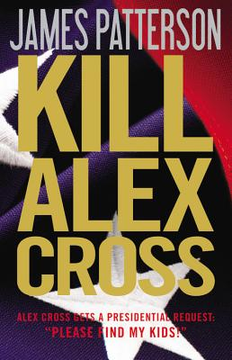 Kill Alex Cross Cover