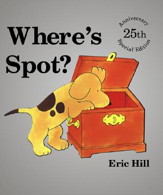 Where's Spot Cover Image