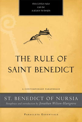Cover for The Rule of Saint Benedict