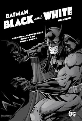 Batman: Black & White Omnibus Cover Image
