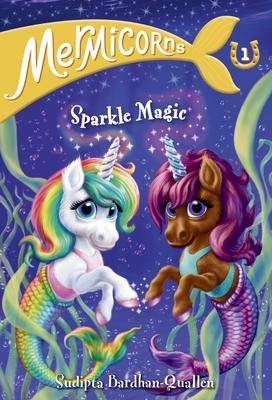 Mermicorns #1: Sparkle Magic Cover Image