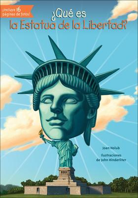 Que Es La Estatua de la Libetad? (What Was the Statue of Liberty?) Cover Image
