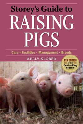 Storey's Guide to Raising Pigs Cover