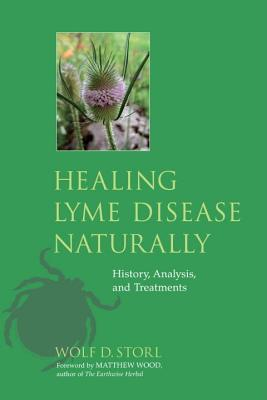 Healing Lyme Disease Naturally Cover