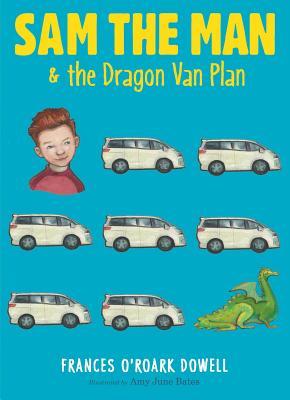 Sam the Man & the Dragon Van Plan Cover Image