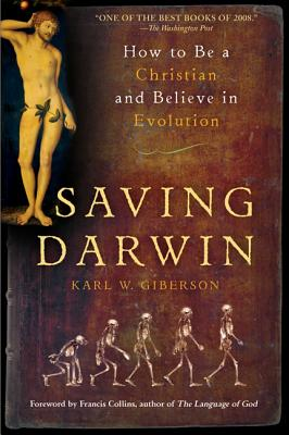 Saving Darwin Cover