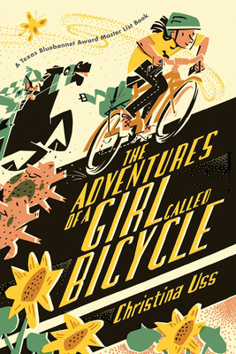 Cover for The Adventures of a Girl Called Bicycle