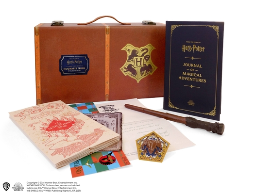 Harry Potter: Hogwarts Trunk Collectible Set Cover Image