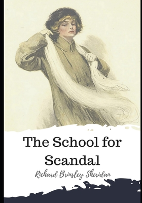 The School for Scandal Cover Image
