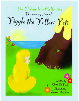 Cover for Yiggle the Yellow Yeti