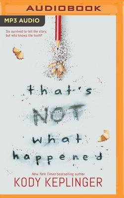That's Not What Happened Cover Image