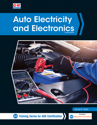 Auto Electricity and Electronics Cover Image