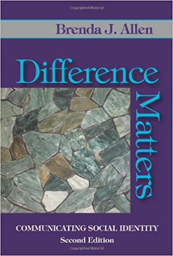 Difference Matters: Communicating Social Identity Cover Image