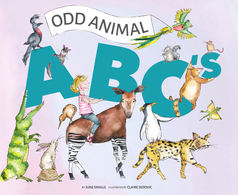 Cover for Odd Animal ABC's