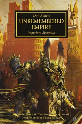 The Unremembered Empire (The Horus Heresy #27) Cover Image