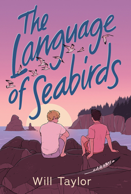 Cover for The Language of Seabirds