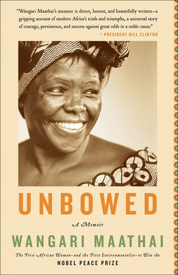 Unbowed: A Memoir Cover Image