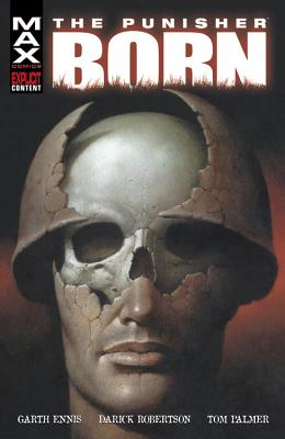 Punisher Born cover image