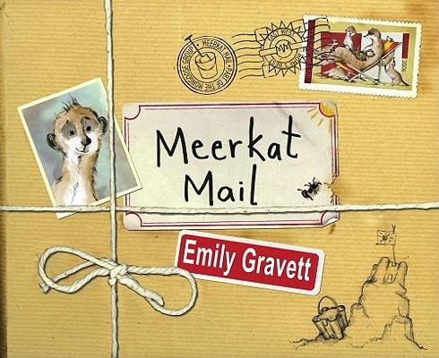 Meerkat Mail Cover
