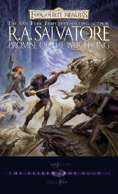 Promise of the Witch-King: The Sellswords, Book II (The Legend of Drizzt #15) Cover Image