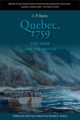 Cover for Quebec, 1759