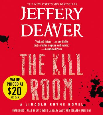 Cover for The Kill Room