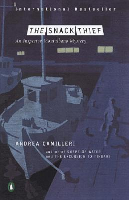 The Snack Thief (An Inspector Montalbano Mystery #3) Cover Image