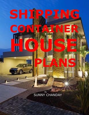 Shipping Container House Plans Cover Image