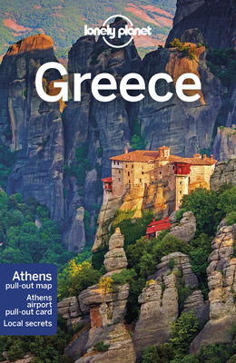Lonely Planet Greece 14 (Travel Guide) Cover Image
