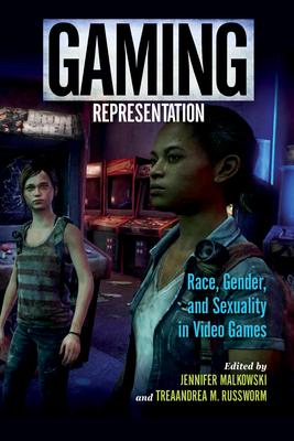 Gaming Representation Cover
