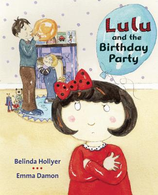 Lulu and the Birthday Party Cover