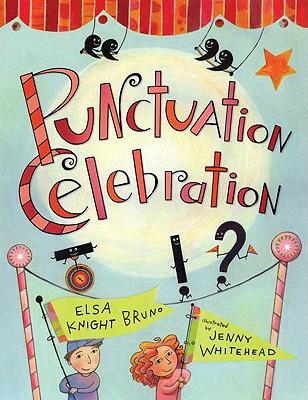 Punctuation Celebration Cover Image