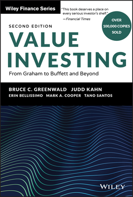 Value Investing: From Graham to Buffett and Beyond (Wiley Finance #396) Cover Image