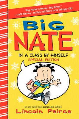 Big Nate in a Class by Himself Cover